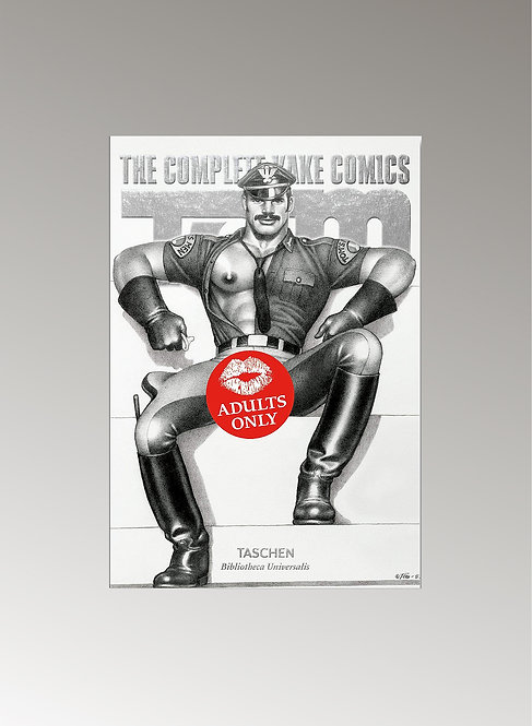 THE COMPLETE KAKE COMICS
