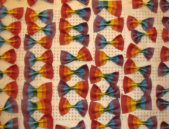Creative - Rainbow farfalle