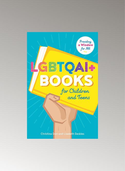 LGBTQAI + BOOKS