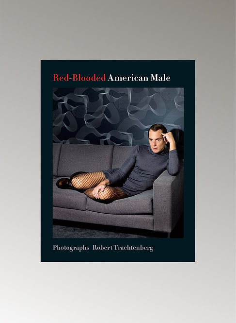 RED-BLOODED AMERICAN MALE
