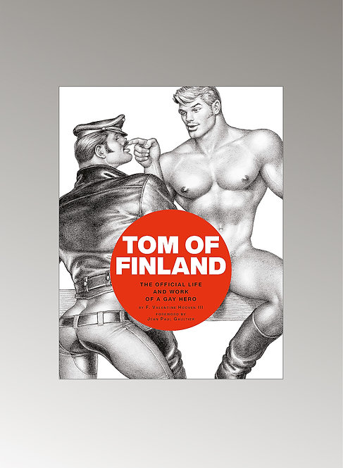 TOM OF FINLAND - THE OFFICIAL LIFE...