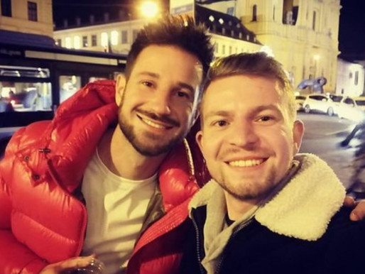 This trainee priest was expelled from his seminary after a selfie with a gay reality TV star