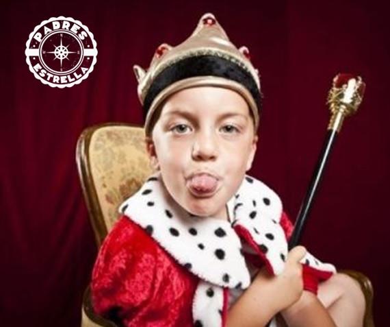 hijos tiranos, padres persmisivos, límites, reglas, familia, padres estrella, crianza, salud familiar, padres e hijos