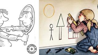 ¿Estás tratando de resolver tu propia historia a través de un hijo?