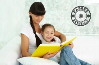 Leerle cuentos a tus hijos es benéfico para su salud mental.
