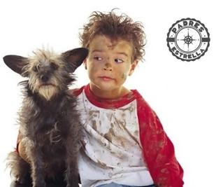 Cómo repercute en los niños la conducta de sus padres con sus mascotas.