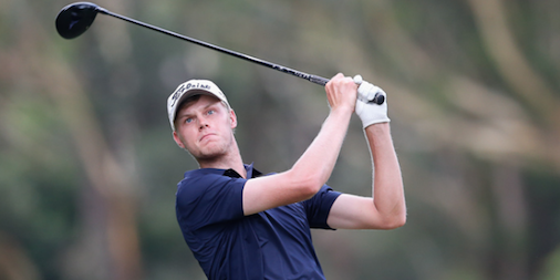 Australian Cameron Davis Named September's Amateur of the Month