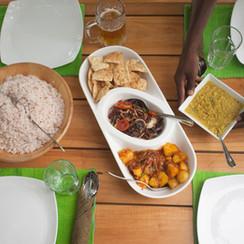 Sri Lankan delicacies