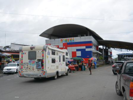 Panama : Frontière : le 5 Août 2018