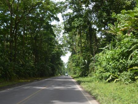 Côte Caraïbe  : du 9 au 11 juillet 2018 : Cahuita