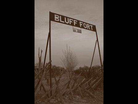Bluff : Retour dans le passé Vendredi 16 Décembre 2017