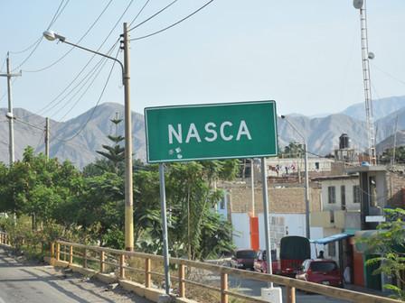 Les lignes de Nazca : lundi 11 Mars 2019