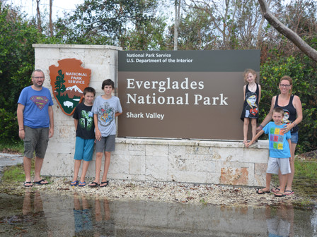 Les Everglades : Mercredi 27 Septembre 2017