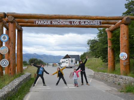 Le Glacier Périto Moreno : Dimanche 2 Décembre 2018