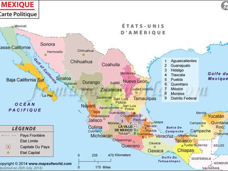 Baja Californie du Nord : du 22 au 26 Janvier 2018