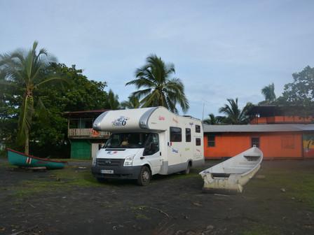 Côte Caraibe : le 12 et 13 juillet 2018 : Manzanillo et Punta Uva