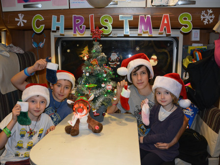 Prêt pour Noël !!!