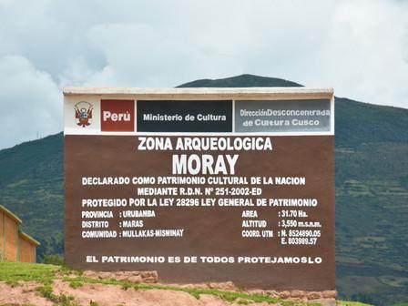 La vallée sacrée (part 2) : Moray et les salinas de Maras samedi 9 Mars 2019