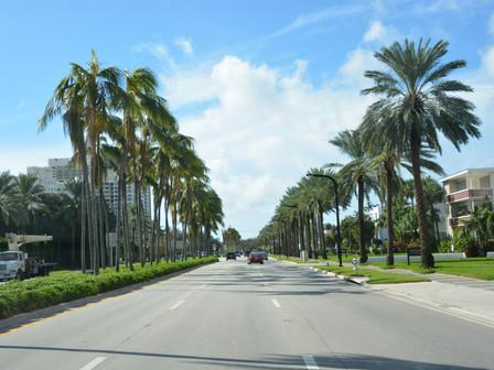 Miami Beach et Miami : 23 Septembre 2017