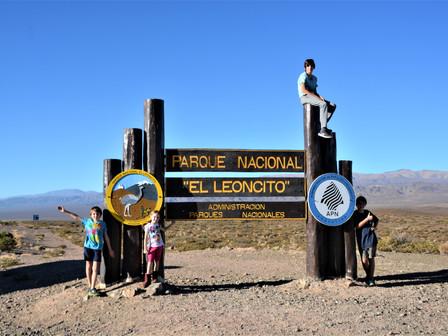 Parque National El Leoncito : 8 et 9 Septembre 2018
