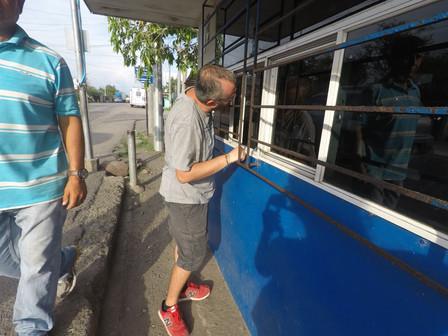 Traversée express Honduras-Nicaragua : le 30 et 31 Mai 2018