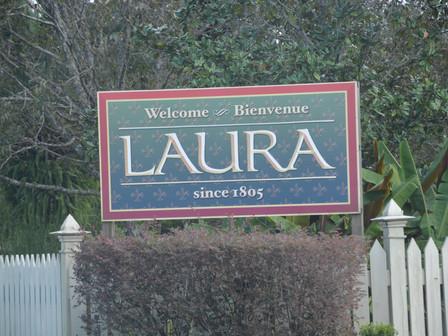 Louisiane : La plantation de Laura (Samedi 14 octobre 2017)