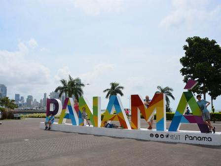 Panama City : Dimanche 12 Août 2018