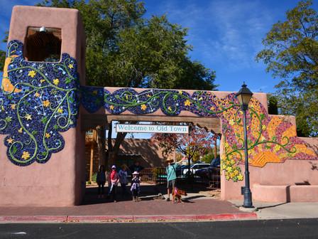 Nouveau Mexique: Visite d'Albuquerque et Santa Fe : Lundi 23 Oct 17
