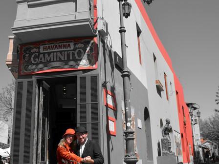 Buenos Aires 6 : L'argentine et le Tango