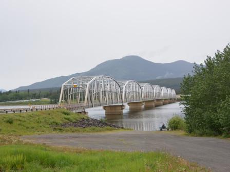 Yukon: entre le 17 et le 22 juin 2017