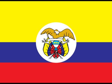 Arrivée en Colombie et point voyage: du 4 au 6 avril 2019