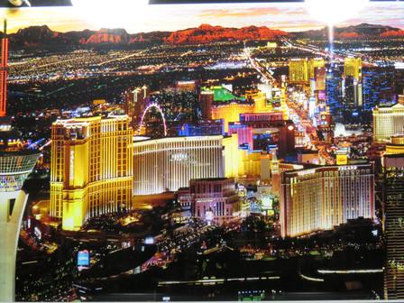 Las Vegas : Distractions ( Part 1) du 1er Janvier au 5 Janvier 2018