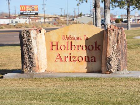 Holbrook : (5 053 hab) 4 Décembre 2017