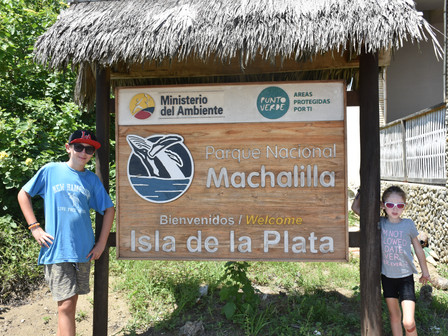 Isla de la Plata : vend 22 Mars 2019