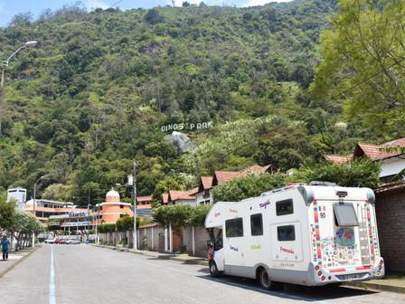 Banos, Chimborazo, Cotopaxi :