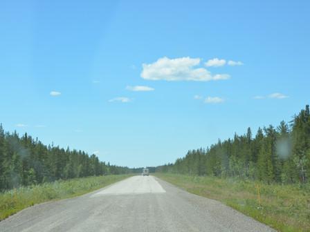 Alaska Highway : route de l'Alaska