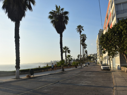 Lima, la capitale : jeudi 14 Mars 19
