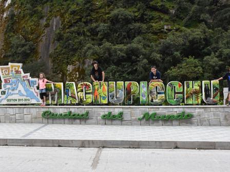 Le Machu Picchu : vend 8 Mars 2019