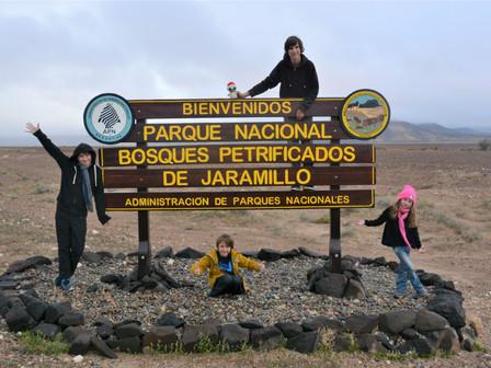 Monumento Nacional y Reserva Natural Bosques Petrificados : Jeudi 25 Octobre 2018