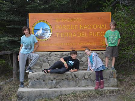 Parc National Tierra del Fuego : du 1er au 4 Novembre 2018 :