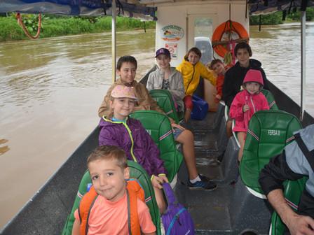 Tortuguero  : le 18 et 19 juillet 2018