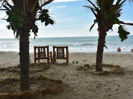 La plage de Zorritos : du 16 au 18 Mars 2019