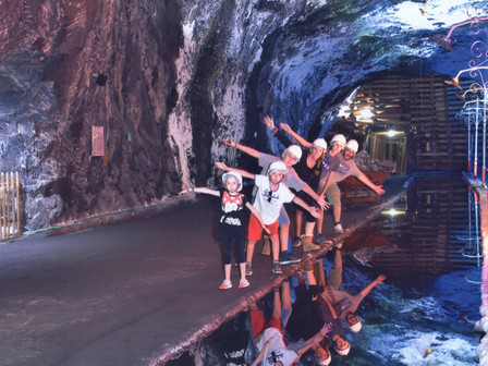 Nemecon : La mine de sel : Dimanche 7 avril 2019