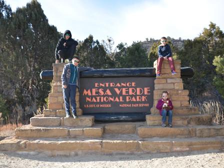 Mesa Verde et Four Corner