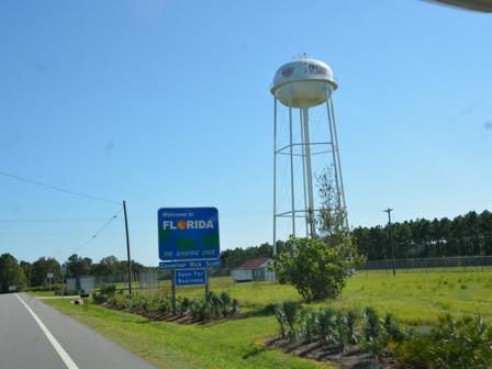 Retour Floride : Mardi 11 à jeudi 14 Septembre 2017