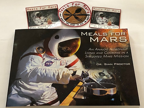 Meals for Mars Galaxy Bundle