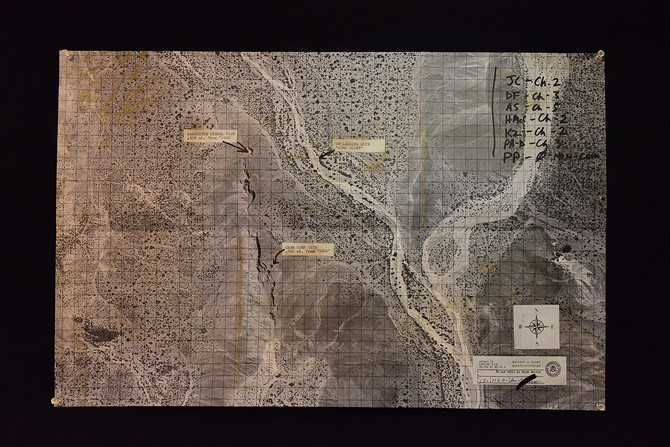 The First Map