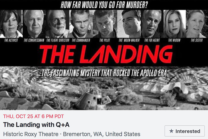 Screening and Q&A in Bremerton, WA