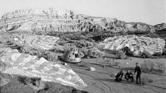 Mystery in the Desert