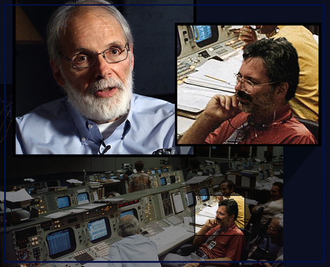 Frederick Calder, NASA Flight Director 1966-1973